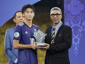 U-16エースFW西川潤が目覚めた、ゴールよりチームを勝たせる責任。
