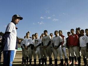 """「MLBはいま、コンテストをやっている」イチローが高校球児に伝えたかった""""日本野球の美しさ"""""""