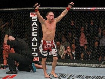"""世界最大・最高のMMA大会が来日。""""UFC""""で日本格闘技界が激変する!?<Number Web> photograph by Getty Images"""