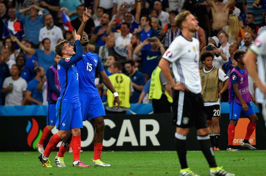 ハリルホジッチのEURO決勝展望。「フランスが負ければサプライズだ」<Number Web> photograph by Takuya Sugiyama
