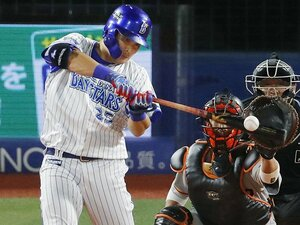 「逆転本塁打を打たれたかと思った」筒香嘉智のスイング、メジャーが絶賛。