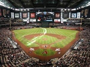 アリゾナと無観客試合。MLB、エキシビションでも心を癒す。