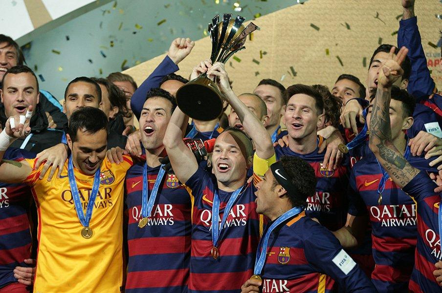 「歴史上で最も優れたチームでは」リーベルGKが嘆いたバルサの秘密。<Number Web> photograph by J.LEAGUE PHOTOS