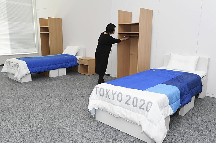 部屋が足りなすぎて訴えられるかも…東京オリンピックの「ここが危ない」4つの感染リスク