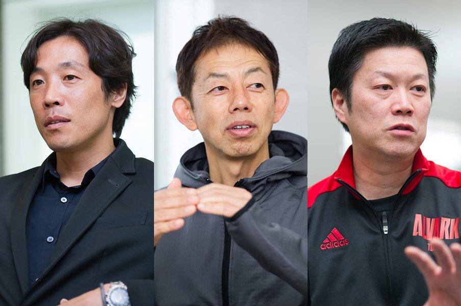 """一流トレーナーたちが語る新理論。本当に効果的な""""ラン""""とは何か。<Number Web> photograph by Yuki Suenaga"""