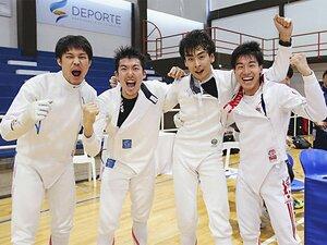 男子エペ団体がW杯初優勝の快挙。日本フェンシングが躍進する理由。
