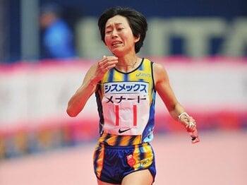 大阪国際で再スタート。野口みずきの新たな目標。~1月27日、世界選手権を懸けて~<Number Web> photograph by AFLO