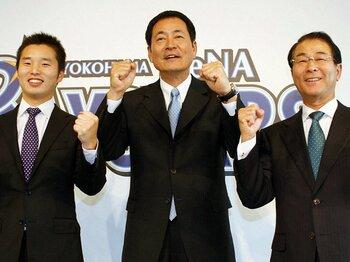 東京・国分寺「もつ鍋わたり」による、2011年のプロ野球と「モバ浜」総括。<Number Web> photograph by KYODO