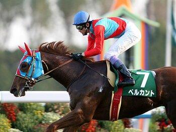 快速牝馬ベルカントをパートナーに、武豊、朝日杯でGI全制覇なるか?<Number Web> photograph by Yuji Takahashi