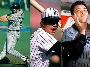 バース・掛布・岡田のバックスクリーン3連発+真弓の85年成績は今見ても偉大… 佐藤輝・大山・サンズで再現なるか