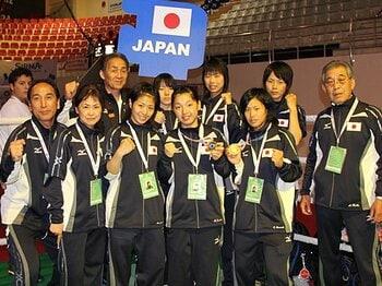 """成長する女子ボクシング。金メダル獲得の快挙。~""""スーパー少女""""たちが担う未来~<Number Web> photograph by BOXING BEAT"""