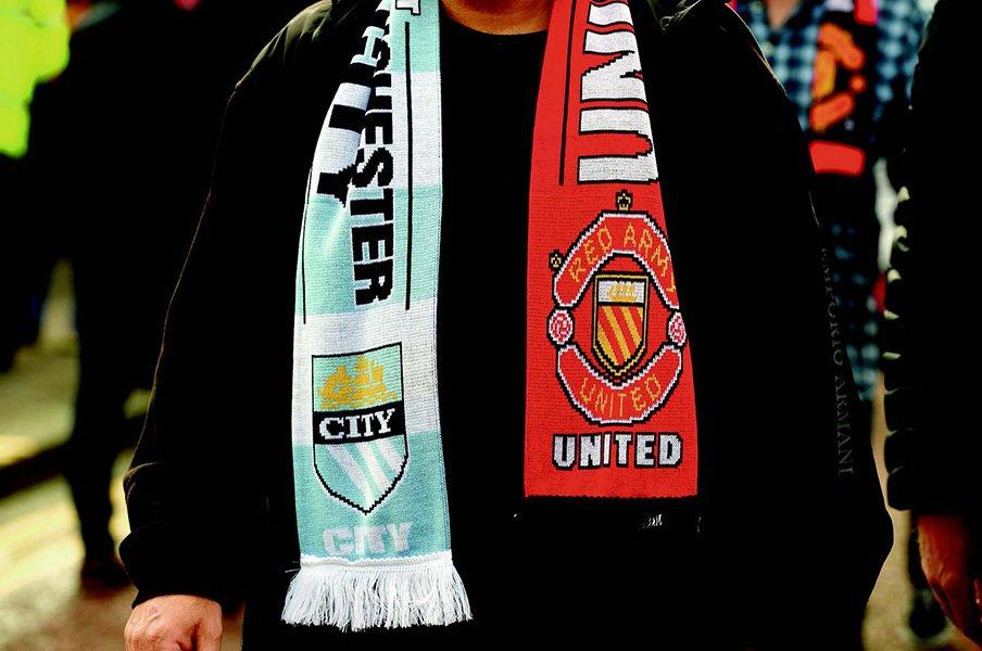 マンチェスターの象徴は実はシティ!?グローバル化で荒む、サッカーの聖地。<Number Web> photograph by FRANCK FAUGERE