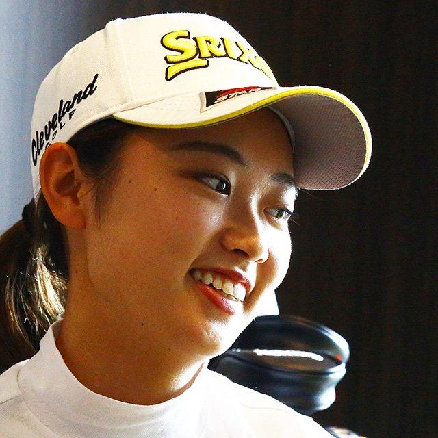 19歳安田祐香が描くゴルファー像。「キレイな女性に」の真意とは?