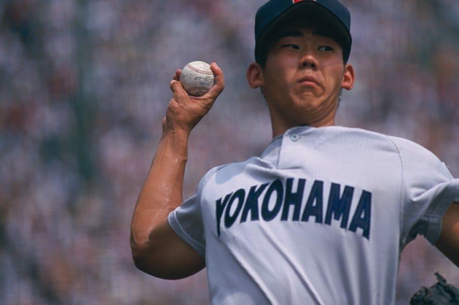 """""""怪物""""を眼の前で見た審判の証言。松坂、桑田、そして江川の違いとは?<Number Web> photograph by Takuya Sugiyama"""