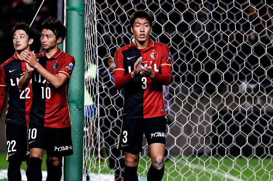 昌子源「センターバックはつらい」鹿島のDFリーダーは目立ちたがり?<Number Web> photograph by Kiichi Matsumoto