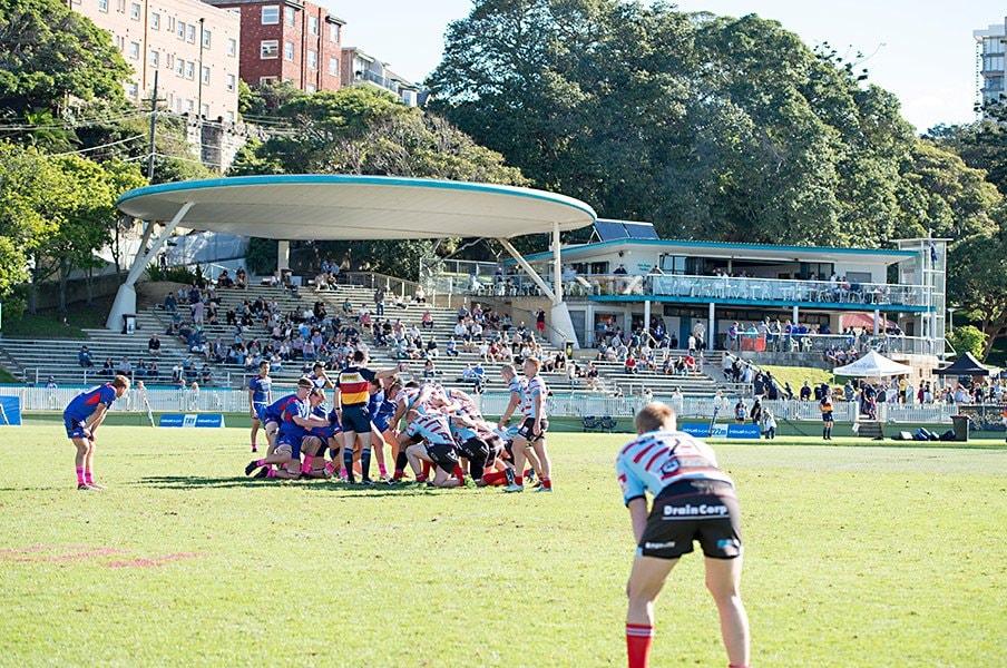 「ゆるくラグビー観戦」という文化。オーストラリアの週末で見た解放感。<Number Web> photograph by Miho Watanabe