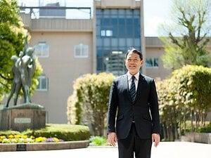 超進学校・日比谷の文武両道とは。自らも部活顧問を続ける校長の理想。