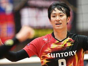 柳田将洋「このままでは埋もれる」。男子バレーで海外移籍、プロ転向。