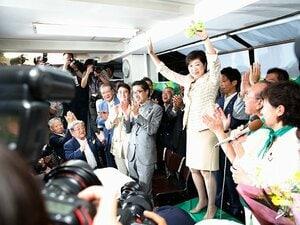 プチ鹿島、7月のスポーツ新聞時評。都知事選をスポーツ紙で読み解く。