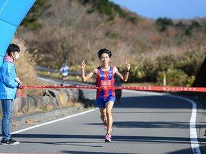 """""""山の神""""柏原竜二も太鼓判? 市民ランナーも走る「激坂最速王決定戦」は、箱根5区の前哨戦になる。"""