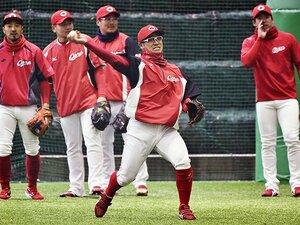タナキクマルがいれば広島は安泰。28歳の3人は若手の最高の教材だ。