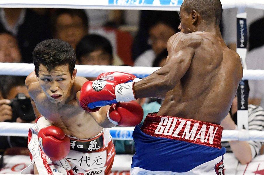和氣慎吾の残酷な結果に思うこと。やはり世界戦とは、こうでなくては。<Number Web> photograph by Kyodo News