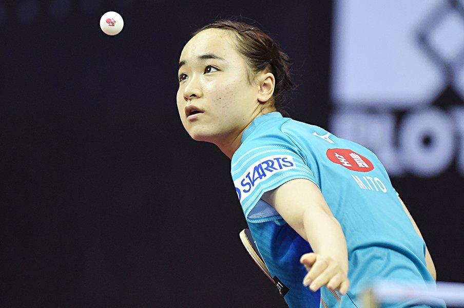 伊藤美誠「人生がかかっている」東京五輪のシングルス2枠の行方は?