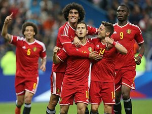 <EURO2016展望> 優勝経験なし。それでもベルギーに期待してしまう理由。