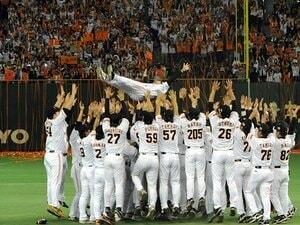"""原巨人が""""全員野球""""で日本一!!阿部が見せたジャイアンツ魂の神髄。"""