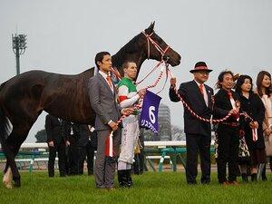デビューは420kg台→有馬で468kg。成長し続けた名牝リスグラシュー。