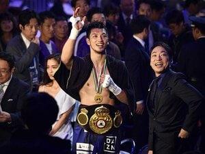 村田諒太がついに、ついに世界王者。次は「僕より強いチャンピオン」と。