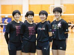 春高バレー連覇の下北沢成徳。監督が語る教育、沙織、そして愛。