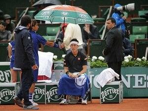 錦織圭はシングルスだけで良い!?テニス選手はリオ五輪で損ばかり。