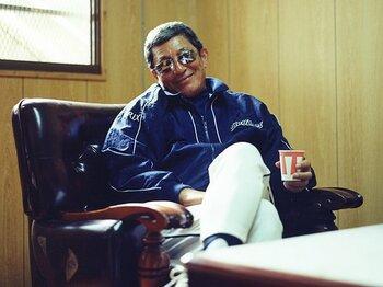 <プロ野球の賢者に学べ!> 仰木彬 「1995年の美学」<Number Web> photograph by Takashi Iga