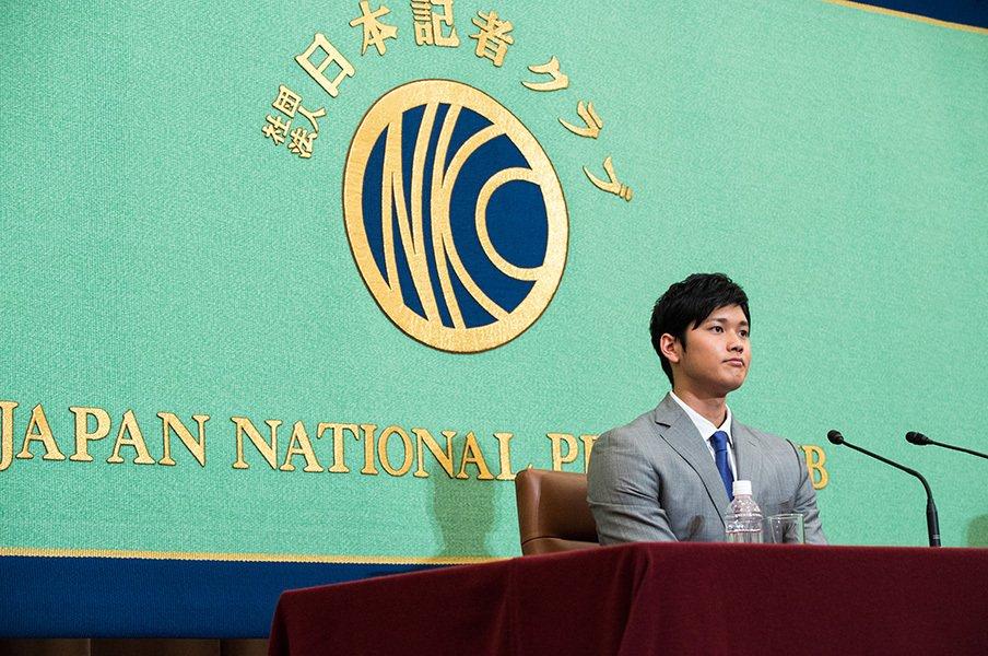 大谷翔平、低年俸でメジャー挑戦?皆が幸せになる交渉の落とし所は。<Number Web> photograph by Nanae Suzuki