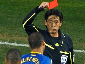 アッパレ! サムライ・ジャッジ。南アW杯で名を上げた西村雄一審判。