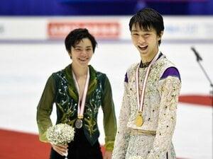 「特別な舞台」全日本選手権。羽生、宇野、浅田――それぞれの胸中。