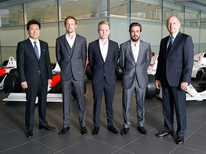 F1復帰のホンダに集まる熱烈な期待。最強ドライバーを得て、勝算は?
