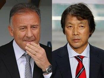 代表監督選考で日本とこんな差が!韓国サッカー協会が南アで得た確信。<Number Web> photograph by Getty Images