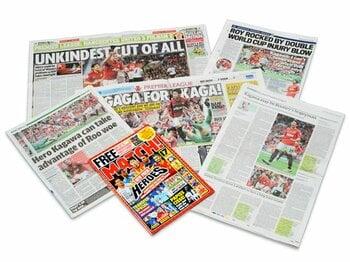 英国メディアは、香川真司のデビューをどう報じたか。~3節までの現地報道を検証~<Number Web> photograph by Sports Graphic Number