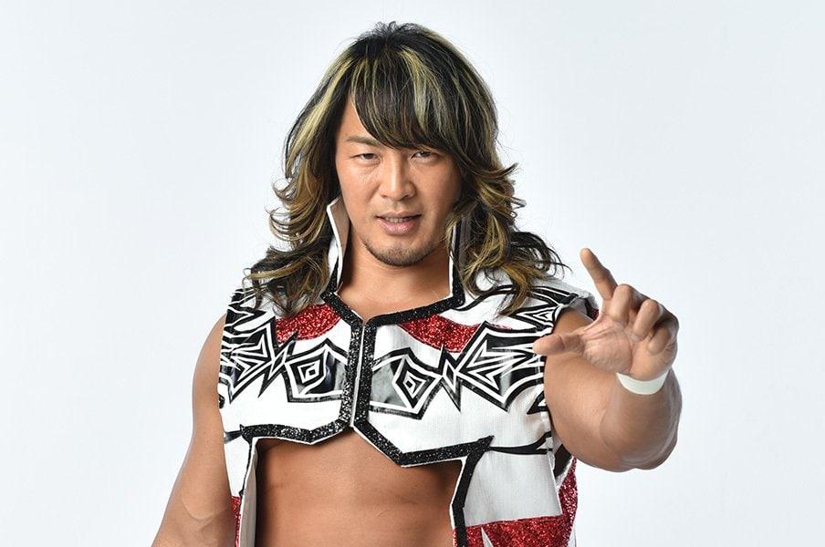 棚橋弘至と2011年――。この年、新日本プロレスに何が起きた?<Number Web> photograph by NJPW