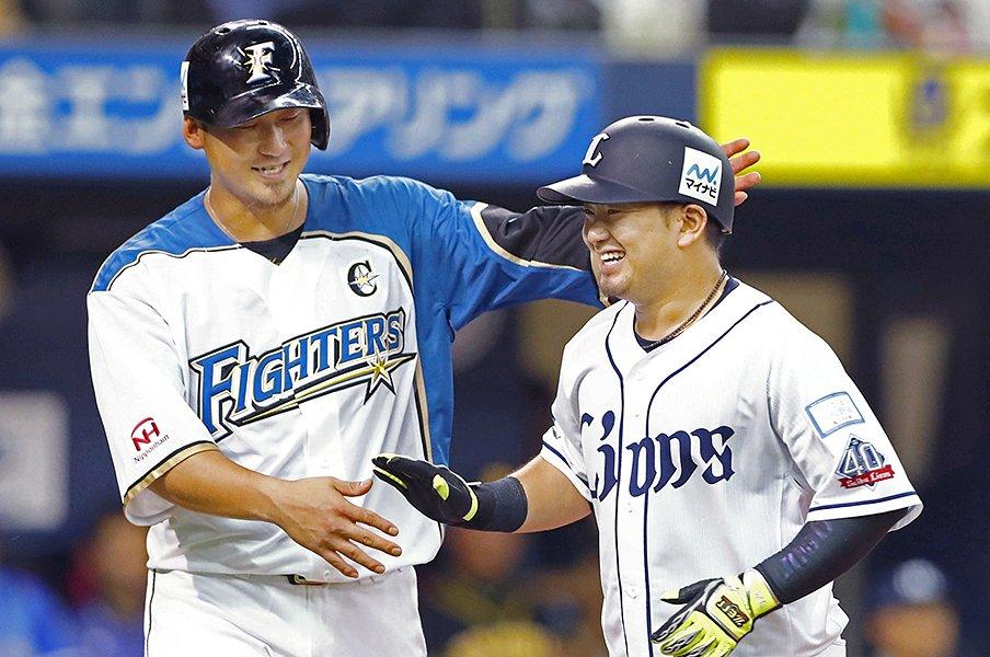 夢のオールスター同行記。失意の中田翔を救った熊本のおばあさん。<Number Web> photograph by Kyodo News