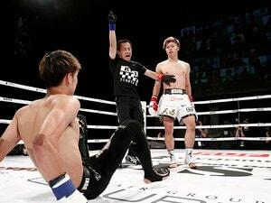"""無観客試合は""""純度100%""""の強さ!那須川天心、90秒KOの衝撃を解析。"""