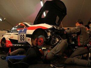 レース中に12時間におよぶAT交換。結果以上に、トヨタが手にした成果。