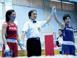 アマ初、決勝での姉妹対決。父は気を揉むも、好勝負に。~女子ボクシング仲田姉妹、プロでは対戦禁止~