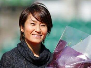 最後の舞台まで自分を貫く森上亜希子の姿勢。~全日本テニス選手権の見所~<Number Web> photograph by Hiromasa Mano