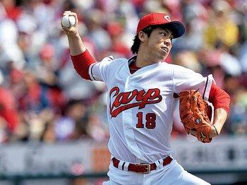 ボールパークが選手を育てる。~ドームではない球場で育った前田、そして黒田~<Number Web> photograph by Nanae Suzuki