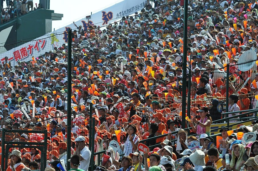 高校野球の応援を100倍楽しむ方法。地方大会の名物ブラバン一挙紹介!<Number Web> photograph by Hideki Sugiyama