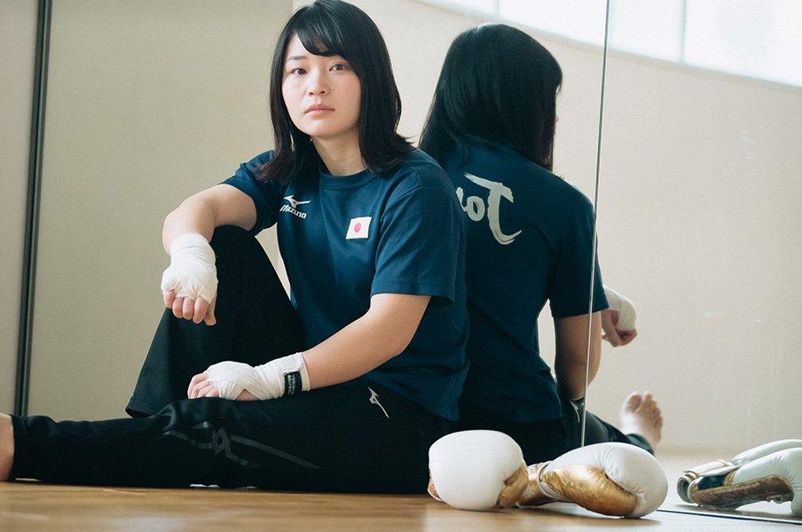"""10年前、""""普通の女の子""""になりたかったボクシング並木月海が「金メダルをとりたい」に変わるまで"""