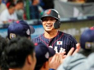 鈴木誠也の豪打を支えるアシックスの技術。日本を頂点へ導け!
